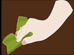 Reinigung des rauchfreien Holzkohlegrills